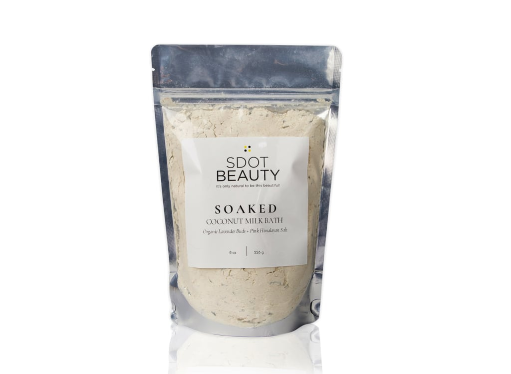 S DOT Beauty: Soaked Coconut Milk Bath