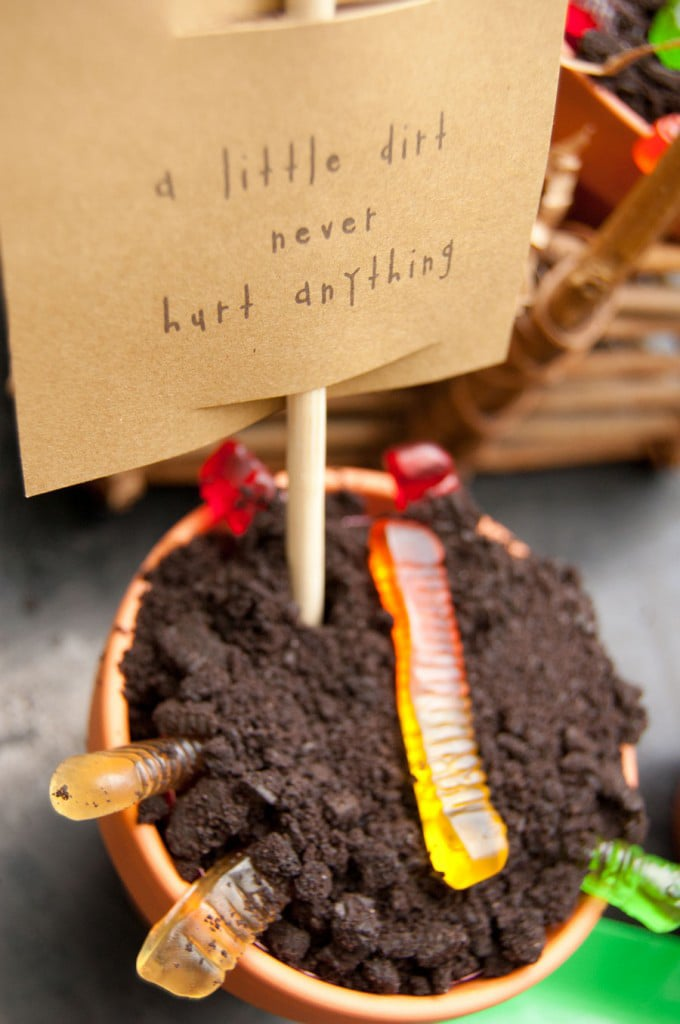 """Dirt"" Desserts"