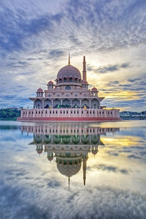 Masjid Putra, Malaysia