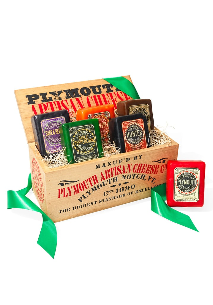 Gift Box of Six Artisan Cheeses