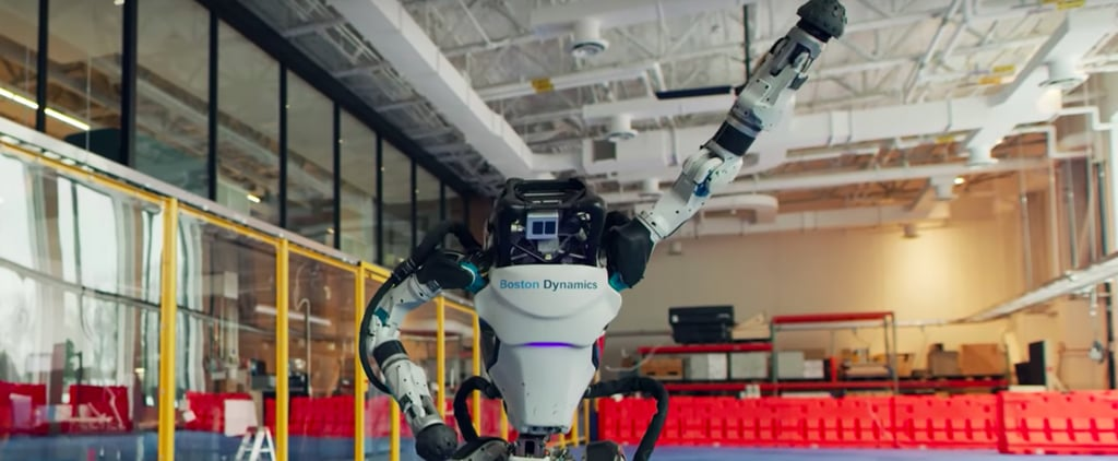"Watch Boston Dynamics Robots ""Do You Love Me"" Dance Video"