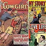 Love Dramatized in Vintage Romance Comics  Romance comics had their glory days during the Cold War in the US, from 1947 to 1977, and they tackled everything from marriage, jealousy, betrayal, and heartache. See some of your own love dilemmas — and some thankfully out-of-date ones! — sensationally illustrated on the covers of Sweethearts, My Story, Young Romantics, True Life Romance, My Secret Life, and more. Check out these vintage romance comics!