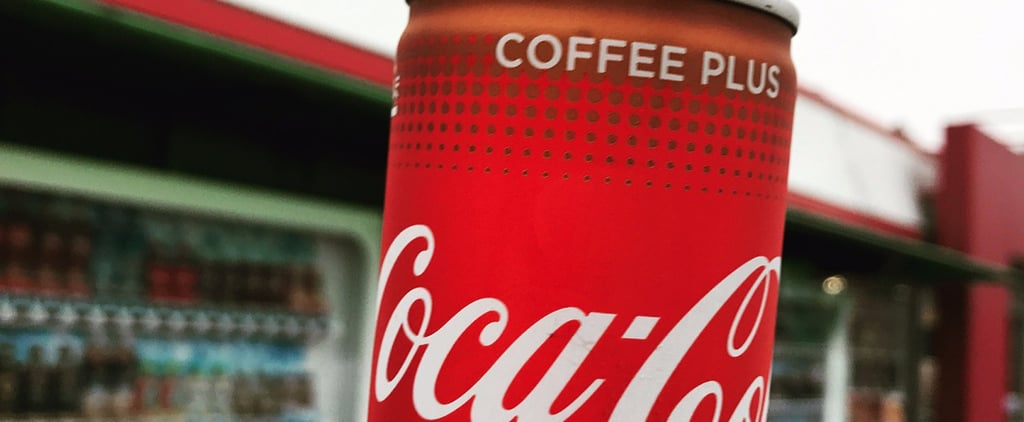 Coca-Cola Coffee Is Officially a Thing — That Is, If You're Thirsty For Caffeine in a Can