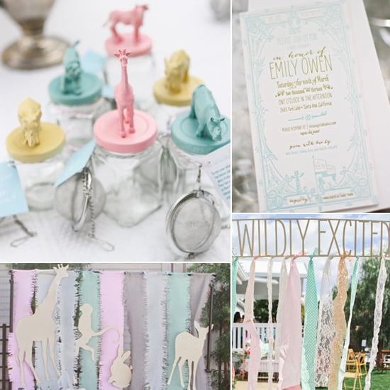 A Sweet Baby Shower For Wiley Valentine's Founder