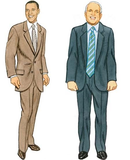 Lil Links: Presidential Paper Dolls