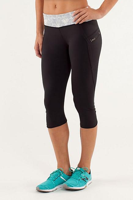 Lululemon Top Speed Crop Workout Pants