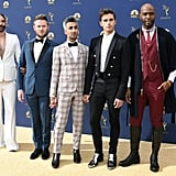 Pictured: Queer Eye cast