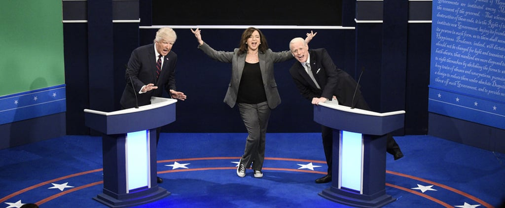 Maya Rudolph Wears Converse as Kamala Harris in SNL Skit