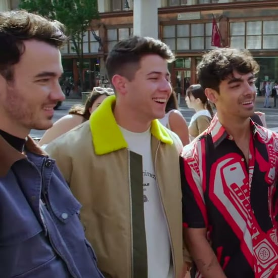 Billy on the Street With the Jonas Brothers Video