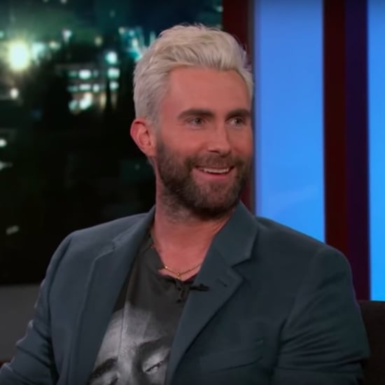 Adam Levine on Jimmy Kimmel Live January 2018