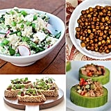 When it comes to bridal shower foods, keeping things light, fresh, and elegant is always on point. Find inspiration in POPSUGAR Fitness's 21 recipes that will help you