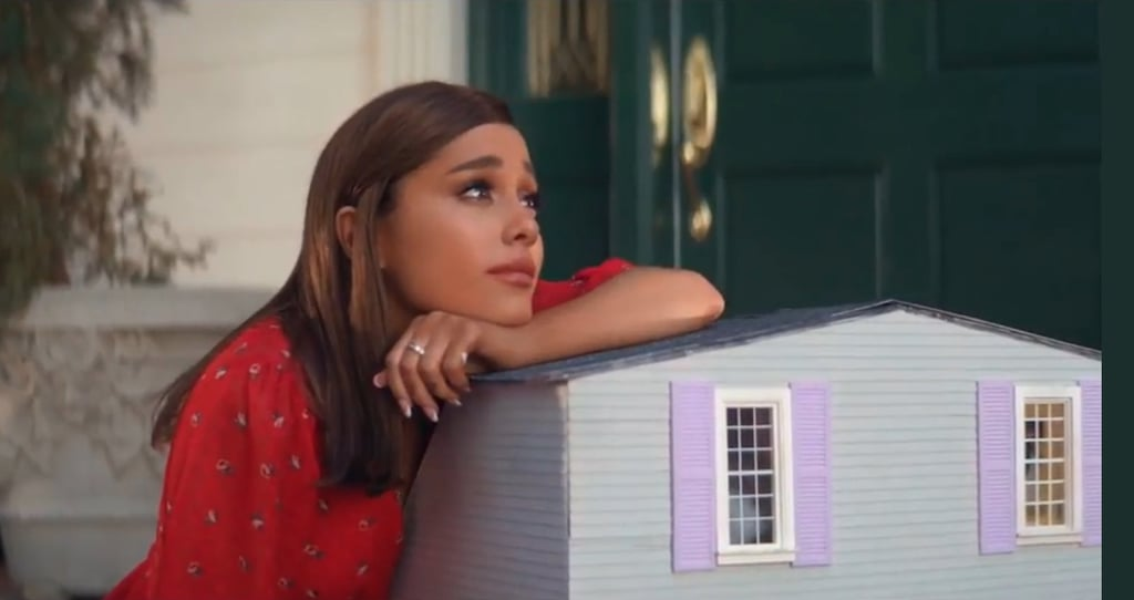 ariana grande thank you next video explained
