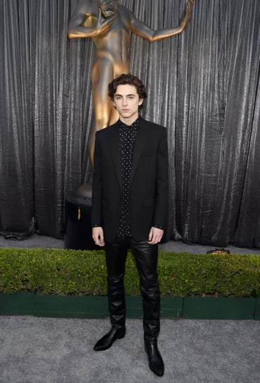 How Timothée Chalamet Became One of the Best-Dressed Stars of Our Generation