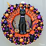 Ode to Binx Wreath