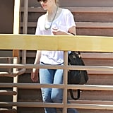 Rachel McAdams out and about in LA.