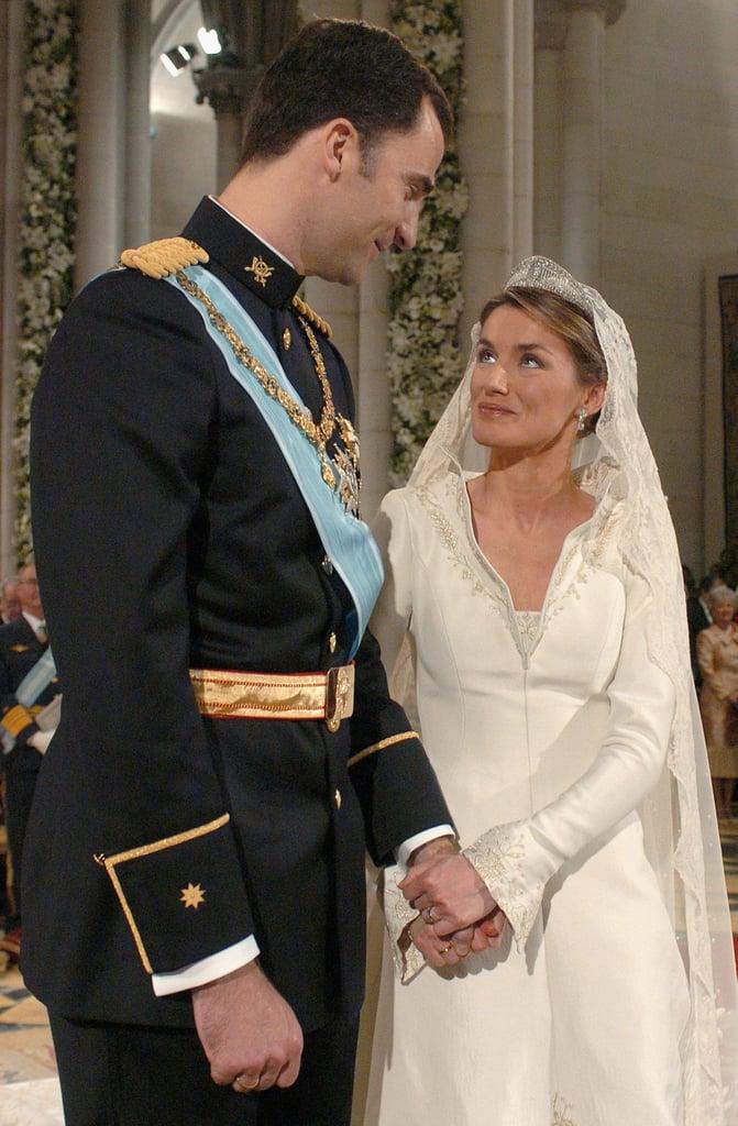 Queen Letizia and King Felipe of Spain Wedding | Pictures | POPSUGAR ...
