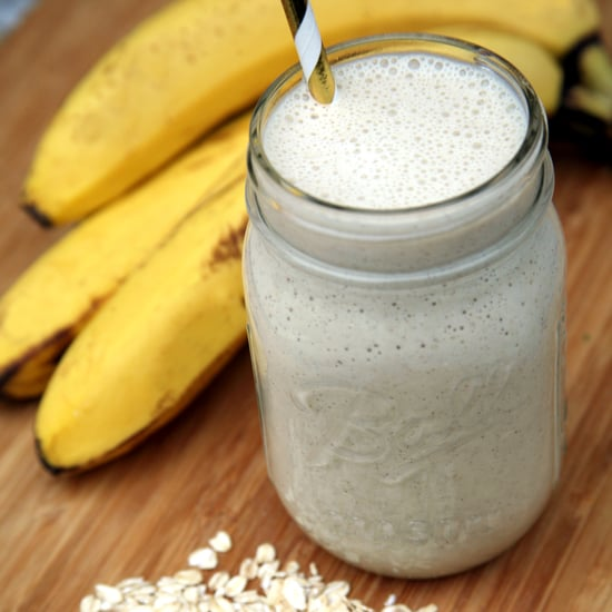 Add Oats to Smoothie to Make More Filling For Weight Loss