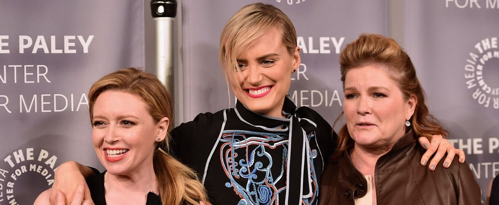 Natasha Lyonne, Taylor Schilling, and Kate Mulgrew Giggle Their Way Down the OITNB Red Carpet Together