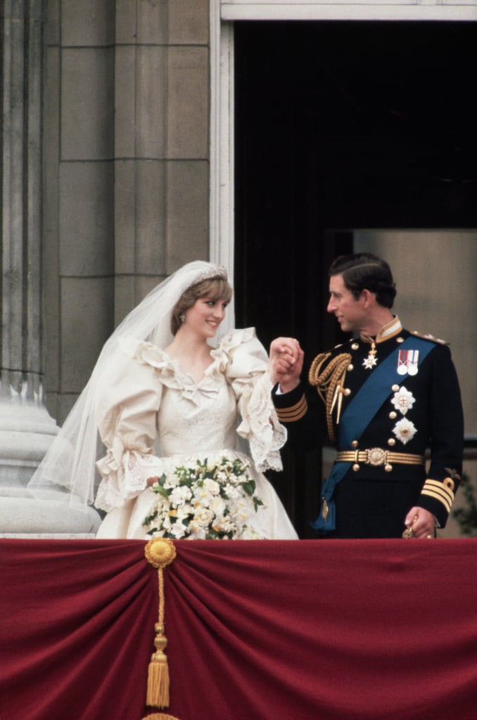 Princess Diana S Wedding Shoes Popsugar Fashion Australia