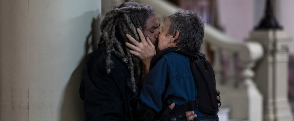 Reactions to Carol and Ezekiel on The Walking Dead