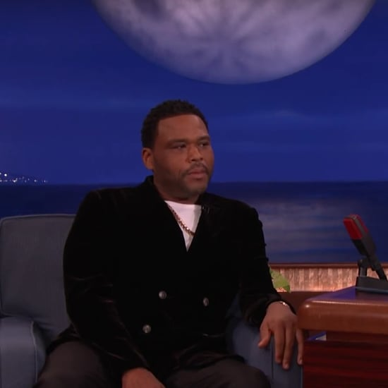 Anthony Anderson Talks About Oral Sex on Conan 2017