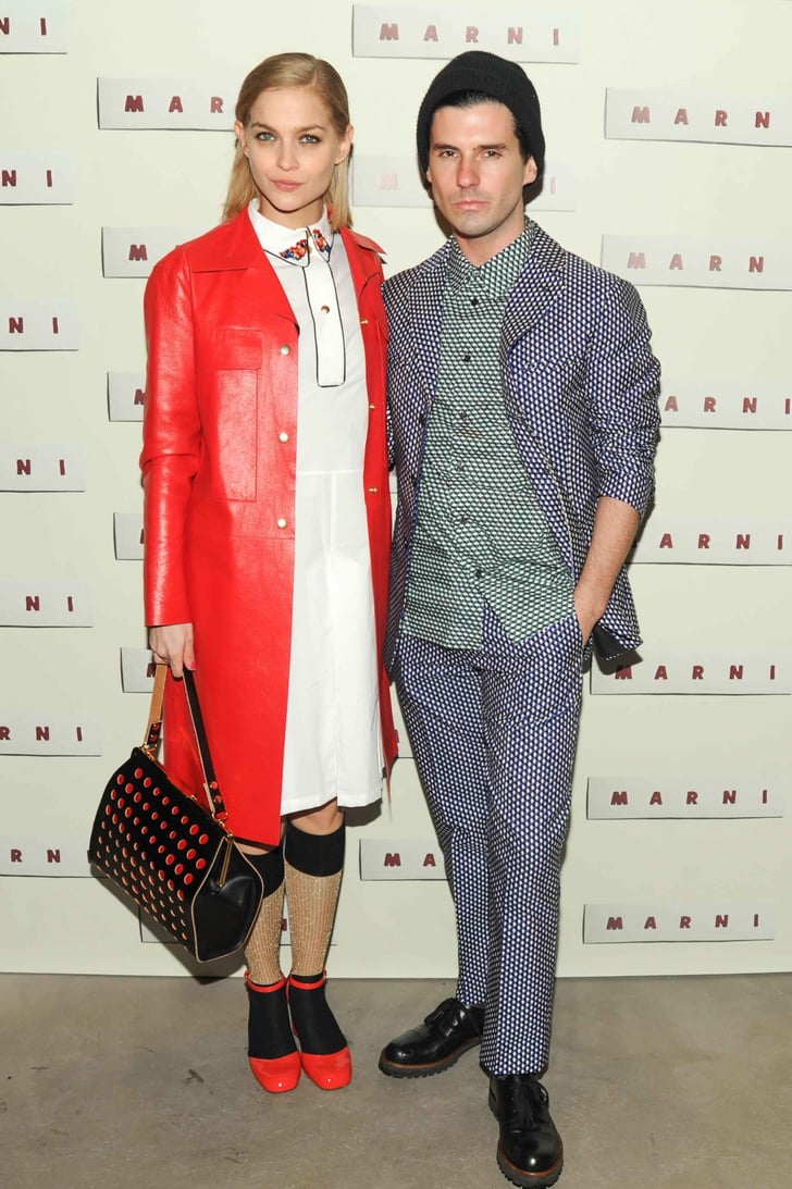Leigh Lezark And Geordon Nicol The Best Red Carpet Style