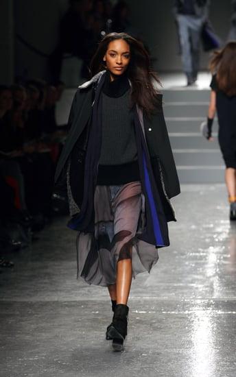 Fall 2011 London Fashion Week: Aquascutum