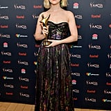 Saoirse Ronan at the AACTA International Awards, January 2020