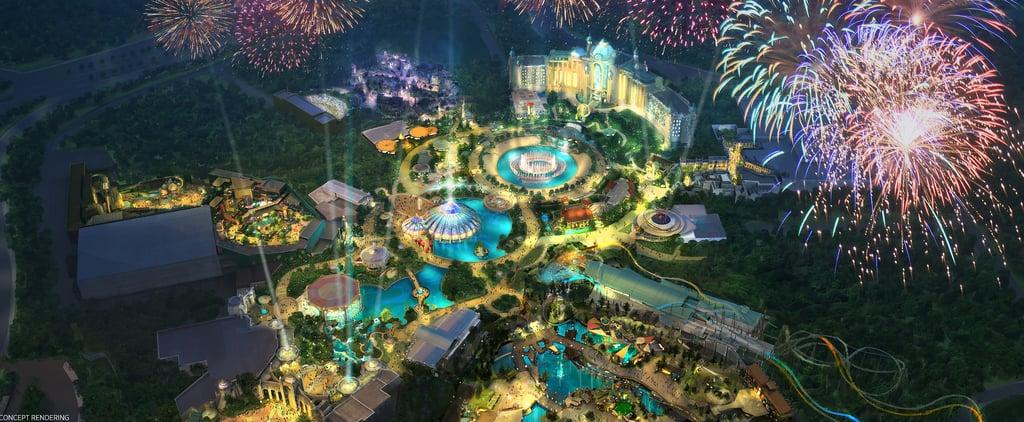 Universal's New Epic Universe Theme Park in Orlando