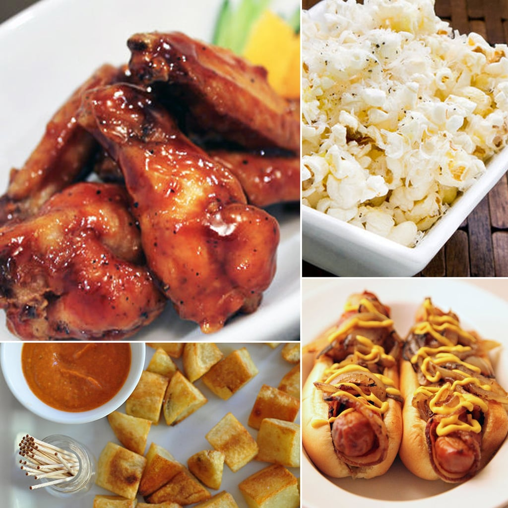 March Madness Food Ideas