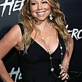 Mariah Carey: Pizza