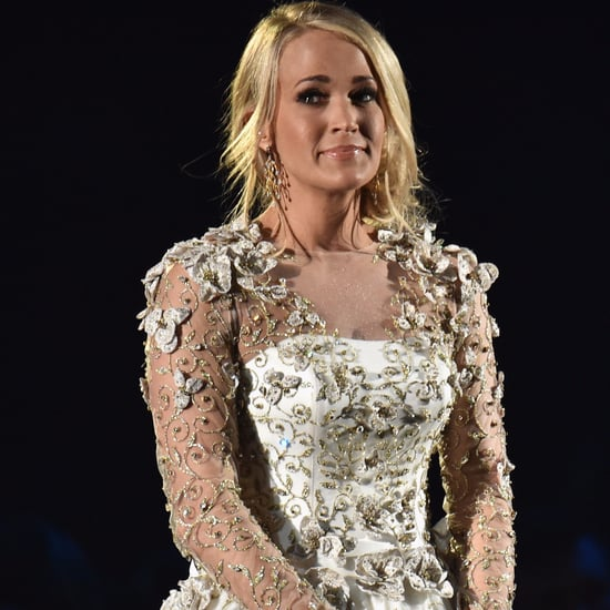 Carrie Underwood In Memoriam Performance at CMA Awards 2017