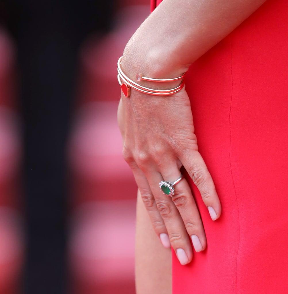 Irina Shayk | Stylish Celebrity Engagement Rings | POPSUGAR Fashion ...