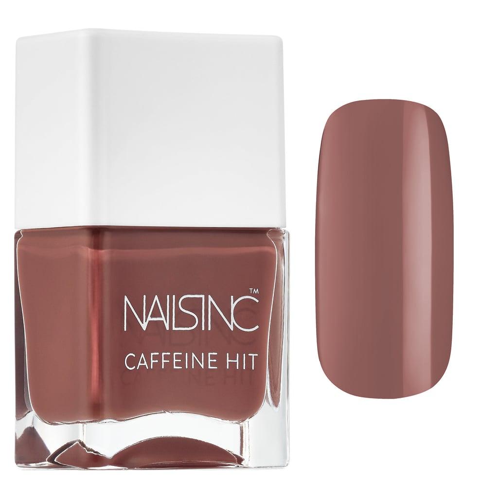 Nails Inc. Caffeine Hit Nail Polish Collection Espresso Martini