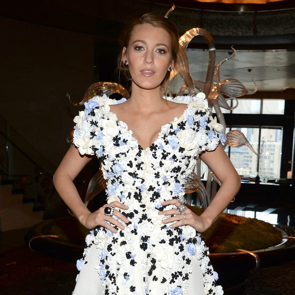 Ralph And Russo Wedding Dresses: Blake Lively Wearing A Ralph & Russo Dress 2015