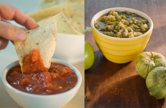 Would You Rather Eat Red or Green Salsa?