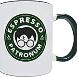 Espresso Patronum Harry Potter Mug