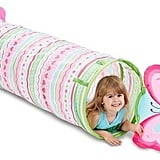 Melissa & Doug Butterfly Crawl-Through Tunnel