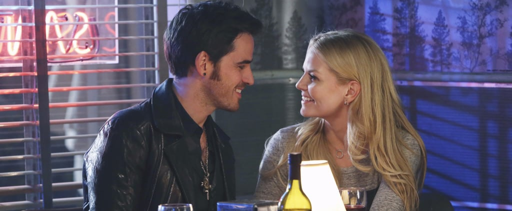 Once Upon a Time's Musical Episode Will Double as Hook and Emma's Wedding