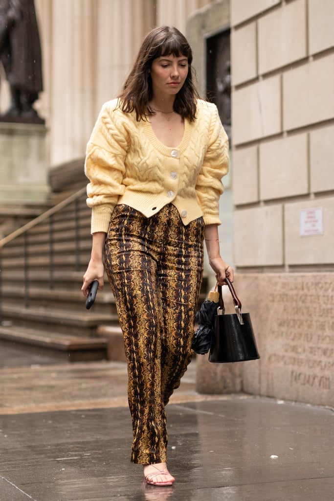 Street Style Stars Wearing Cardigans