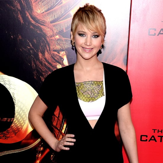 Hunger Games Catching Fire Red Carpet Style Popsugar Fashion