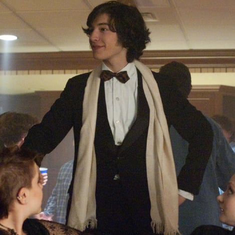 Ezra Miller Interview For Perks of Being a Wallflower