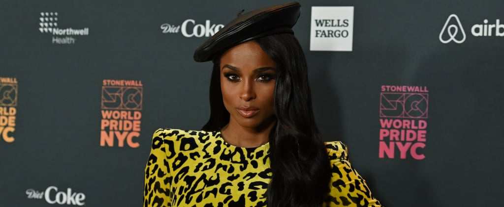 Ciara Wears Superlong Wildform Wig For WorldPride 2019 Event