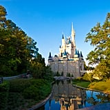 Cinderella's Castle has a guest room suite that people can actually stay in.
