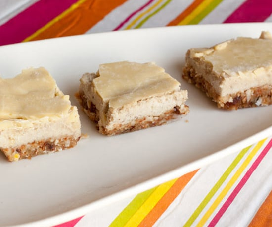 Salty: Raw Nanaimo Bars