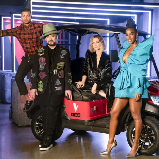 The Voice Coaches 2021