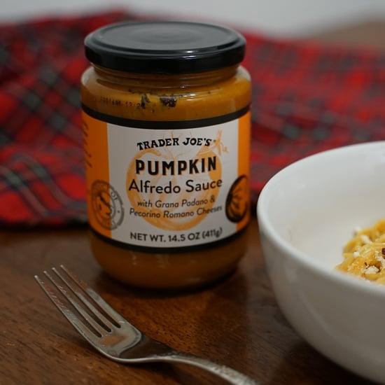 Trader Joe's Pumpkin Alfredo Sauce Review