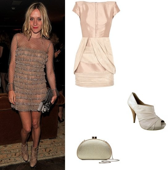 Get Chloë Sevigny's Valentino Cocktail Party Outfit