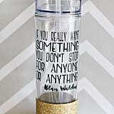 Blair Waldorf Quote Tumbler