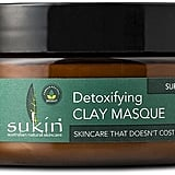 Sukin Super Greens Detoxifying Facial Clay Masque